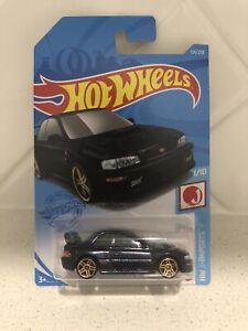 Hot Wheels '98 Subaru Impreza 22B STi Version