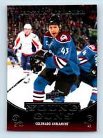 2010-11 Upper Deck Young Guns Justin Mercier #462
