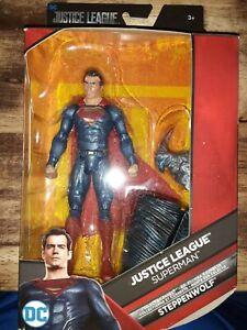 Superman Justice League DC Direct Figure!!