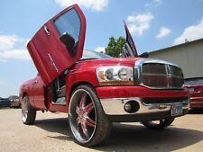 Dodge Ram  2002 2003 04 05 06 07 2008 Vertical doors inc. bolt on lambo door kit