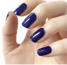 """INCOCO Nail Polish """"In The Navy""""Navy Blue 16 Double-Ended Strips by It's a Nail"""