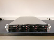 SUPERMICRO X10DRU-i+ CSE-829 2X XEON E5-2600 V3 V4 SAS3 12X LFF SERVER