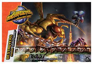 Monsterpocalypse: Destroyers Savage Swarm Starter Set