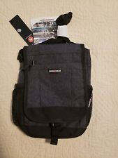 SWISSGEAR Vertical Travel Bag - Heather Gray NWT