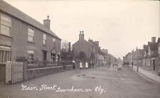 Downham near Ely. Main Street. A.J.Sennitt, Grocer & Baker. Post Office & Shop.