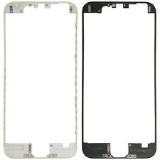 25Black+25White Front Middle Frame,Bezel LCD Holder for iPhone 6 4.7''