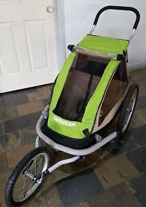 Croozer 535 3in1 Kid trailer, stroller, jogger.