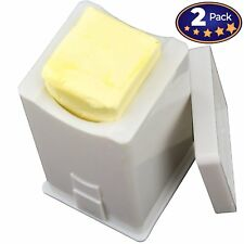Mess-Free Butter Spreader 2 Pack by Avant Grub. Dishwasher Safe Corn Cob...