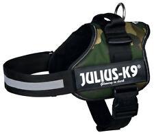 Julius-k9 Powergeschirr 1 L 66-85cm camouflage Hundegeschirr Futter atmungsaktiv