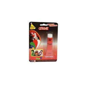 Cerone rosso per viso in blister da 28.3gr, età 3+