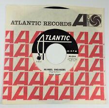 Mickey Tucker – I (Who Have Nothing) / Hi-Heel Sneakers - Atlantic 45