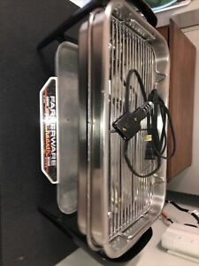 Farberware Open Hearth Electric Countertop Broiler Grill