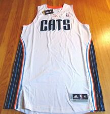 ADIDAS NBA REVOLUTION 30 CHARLOTTE BOBCATS WHITE AUTHENTIC BLANK JERSEY XL+2