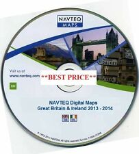 BMW, Range Rover, Mini, Bentley, Vauxhall, Peugeot, Renault, navigatore satellitare mappa 2014