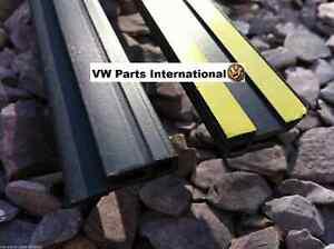 VW Golf MK3 VR6 GTI Side Skirt Sill Cover Stick On Strip Track Bracket New OEM