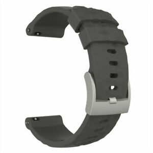 Sport Silicone Wrist Band Replacement Strap For Suunto 9/7/D5/Spartan Sport/Baro