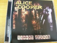 ALICE COOPER BRUTAL PLANET CD MINT-  ARMOURY GERMANY