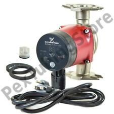 Variable Speed Stainless Steel Circulator Pump With Ifc Line Cord 116 Hp 115v