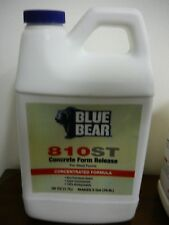 Franmar Blue Bear Concrete Form Release 810ST for Steel Forms 58 oz. Concentrate