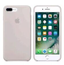 "STONE GENUINE ORIGINAL Apple Silicone Case For iPhone 7 4.7"" NEW"