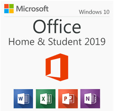 Microsoft Office Home and Student 2019 Windows 10 | Limited Qty | License + Usb
