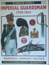 L OSPREY WARRIOR SERIES N.22 IMPERIAL GUARDSMAN 1799 1815