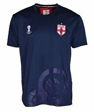 Mens England FIFA World Cup Brazil Top Size Large Official