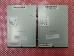Lot of 2 - Sony Floppy Drives MPF920 Black Bezel (Grade A) - 2-639-957-02