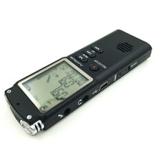 8-32G Dictaphone Voice Activated Mini Lcd Digital Audio Recorder Mp3 Player