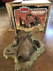 Vintage+complete+Dagobah+ESB+playset+with+Box
