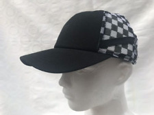 7d730e342e7 RARE VANS Snapback Side Stripe Court Checker Class 2007 Trucker Hat OS
