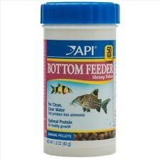 API Bottom Feeder Shrimp Pellets 43g Tropical Aquarium Fish Food Corydora Loach