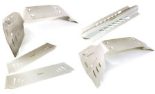 C27049 Integy Stainless Steel Complete Skid Plate Kit for Traxxas X-Maxx 4X4