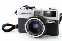 Very Good Canon Datematic 35mm Rangefinder Film Camera from japan