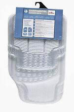 Sumex Universal 4 Heavy Duty de goma durable coche alfombrillas-Transparente Transparente