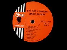 JIMMY MCGRIFF~I'VE GOT A WOMAN~VG+~SUE 1012~~ JAZZ  LP