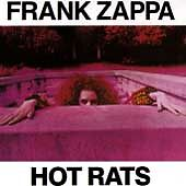 Frank Zappa Hot Rats Gold Disc Original Master Recording as New - Priced to SELL