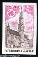 FRANCE EUROPA 1973 IMPERFORATED  SC#1366   YVERT#1752   MINT NH