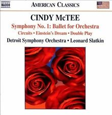 McTee: Symphony No. 1: Ballet for Orchestra; Circuits; Einstein's Dream; Double