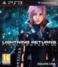 Lightning Returns Final Fantasy 13 XIII Playstation 3 PS3 FF13
