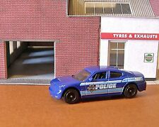 MATCHBOX CARS DODGE CHARGER 1:64 (2010) nouveau