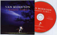 VAN MORRISON Magic Time 2005 UK 12-trk promo CD MINT / UNPLAYED