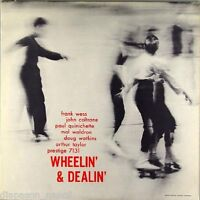 John Coltrane: Wheelin' And Dealin' - CD