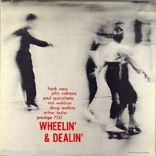 John Coltrane: Wheelin'and Dealin'  - CD