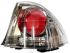 *NEW* TAIL LIGHT LAMP CHROME for LEXUS IS200 GXE10 1/1999- 7/2001 RIGHT SIDE RHS