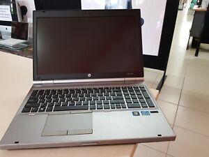 HP EliteBook 8570p i7 3520M(2.90Ghz) 1TB HDD 8GB RAM Laptop