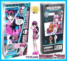 Monster High DEAD TIRED Draculaura Doll Pajama Sleep Over WAVE 2 New SHIPS FREE