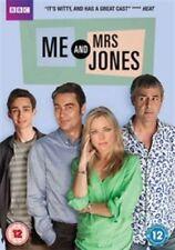 Me and Mrs Jones [DVD], Good DVD, Kelle Bryan, Vera Filatova, Jonathan Bailey, R