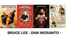 Kali JKD complete 4 DVD Set student of Dan Insonato Ron Balicki Bob Breen NEW
