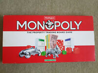 MONOPOLY Vintage 1993 Board Game WADDINGTONS Tonka Complete EXCELLENT CONDITION
